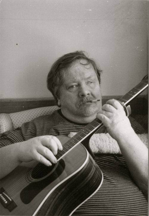 Jackson C. Frank 1999. (c) by Jim Abbott