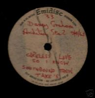 Acetate for Pye Records - Davy Graham